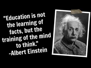 Einstein-education-quote